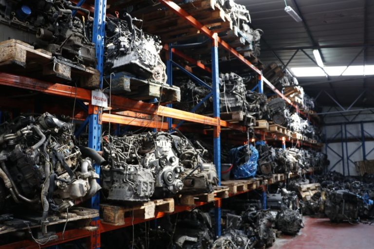 מנועים משומשים מיבוא