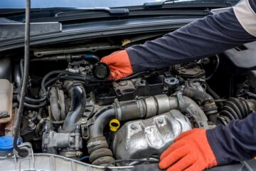 תקלות נפוצות במנוע הרכב