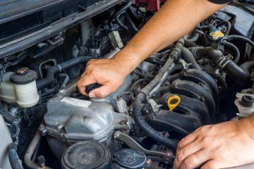 תחזוקת מנוע רכב